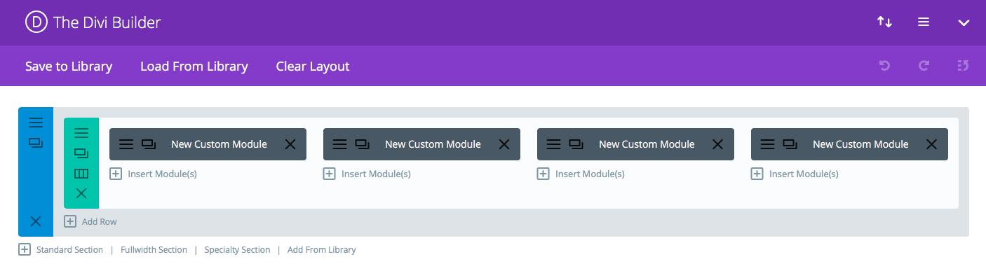 Divi Module Builder Plugin - Divi Plugins