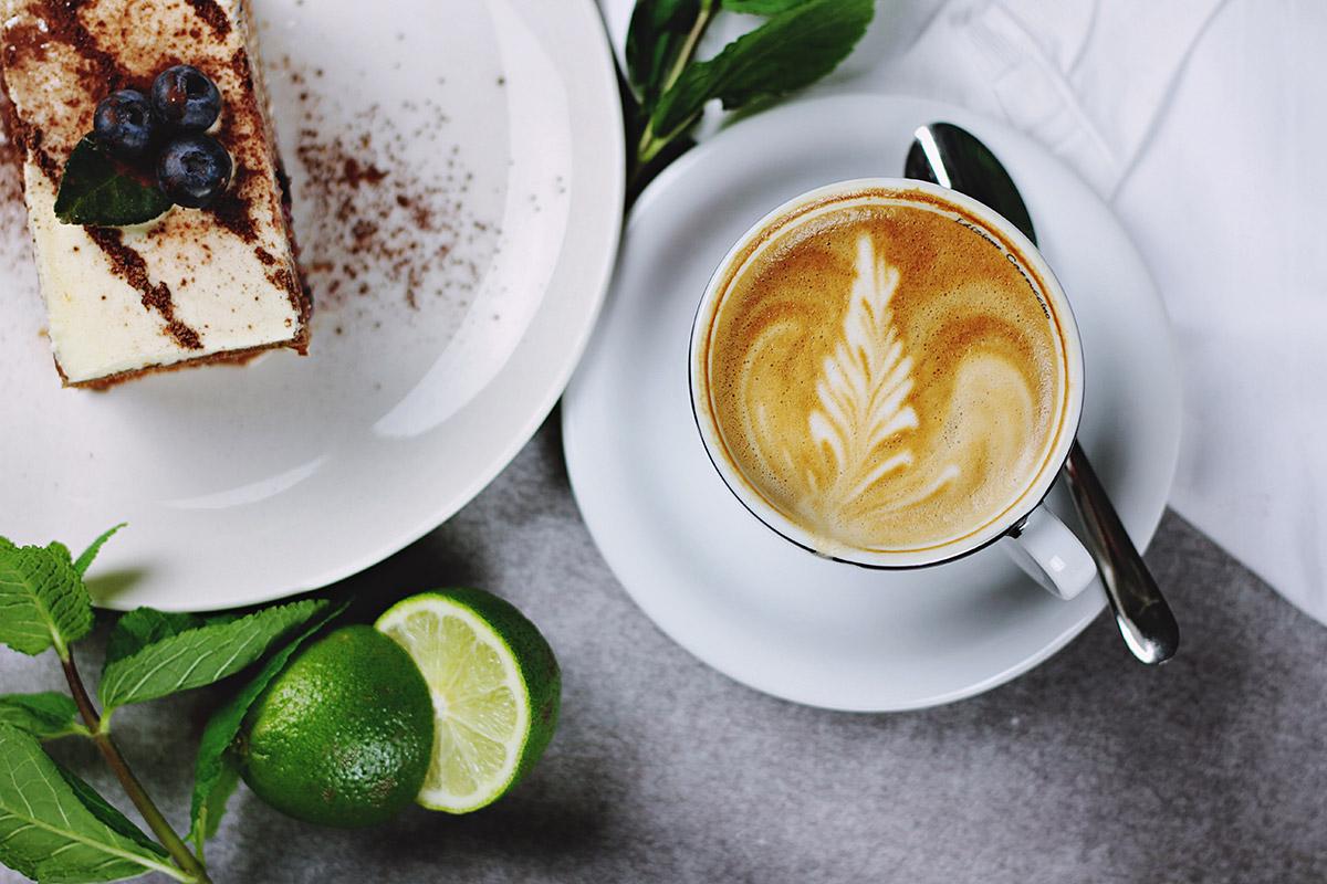 Coffee and Dessert