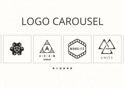 Owl Carousel Pro – Logo Carousel