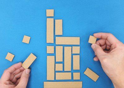 Rearrange Grid Items